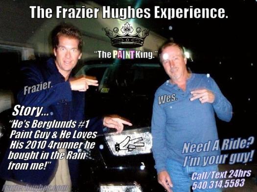 The FrazierHughes.com Experience