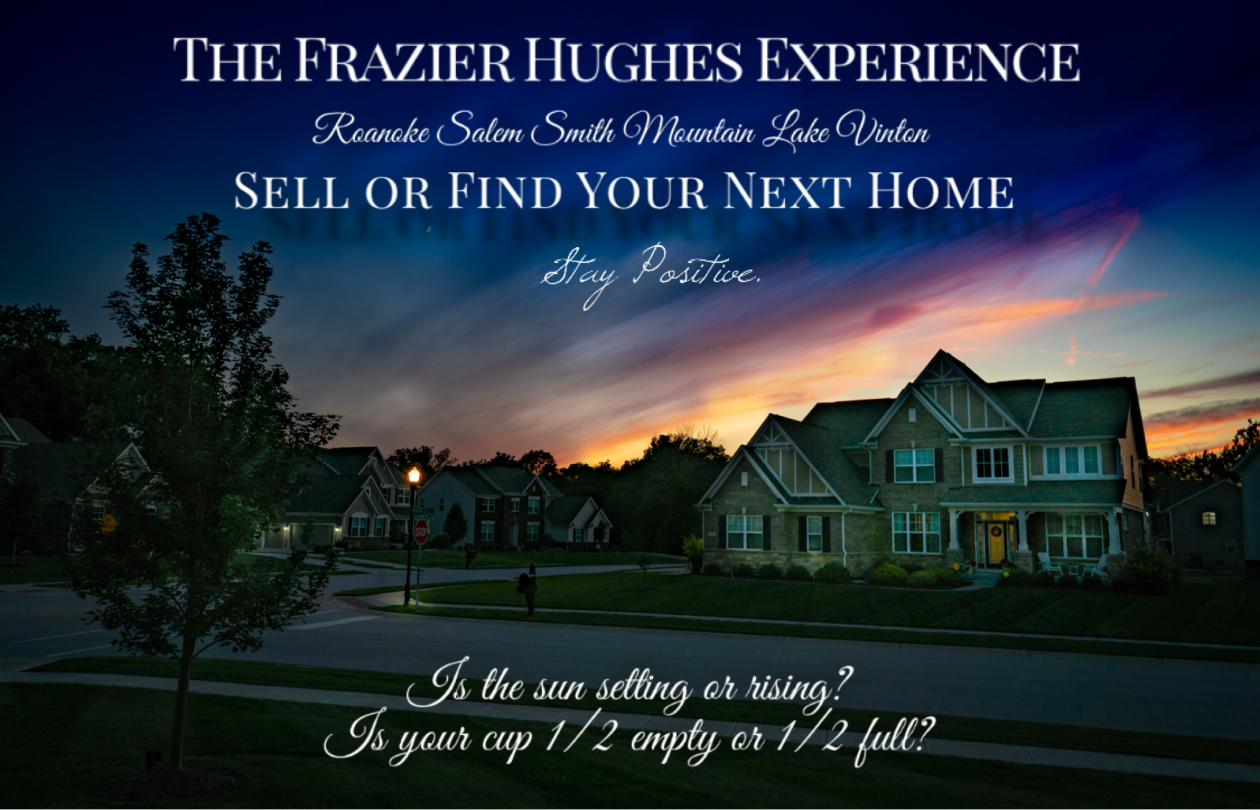 The Frazier Hughes Experience Realtor